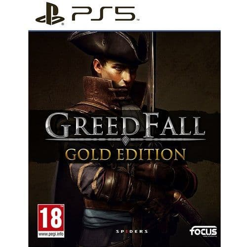 Greedfall Gold Edition PS5 Game